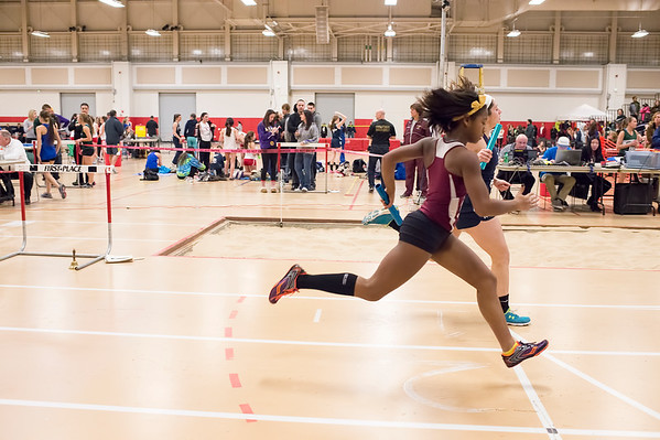 3rd Indoor Track Meet 01/09/2014