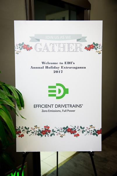EDI Company Parties
