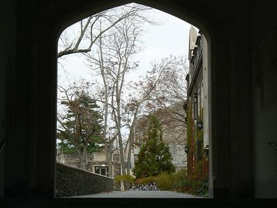 Princeton University, CT., PA., Nov. 2008