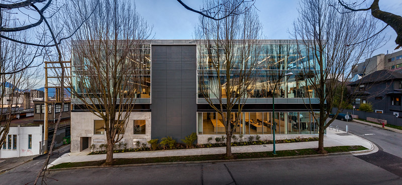 MGBA Office Exteriors - March 2016