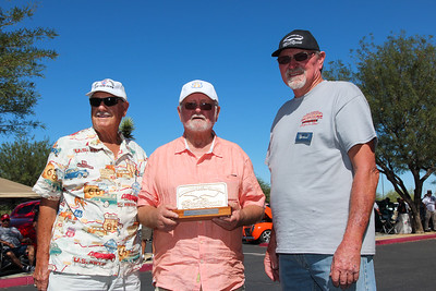 21st Annual Morongo Basin Car Club - Awards