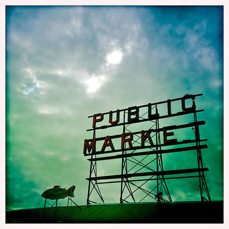 Seattle Trip 2012