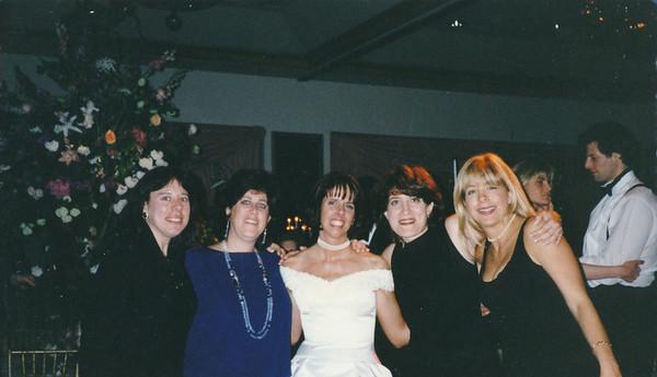 1997 05 Laurie Lafair's Wedding
