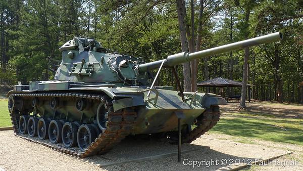 Burns Park - Little Rock, AR - M60