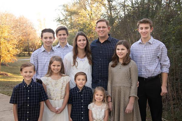 Black Family Dec 2020