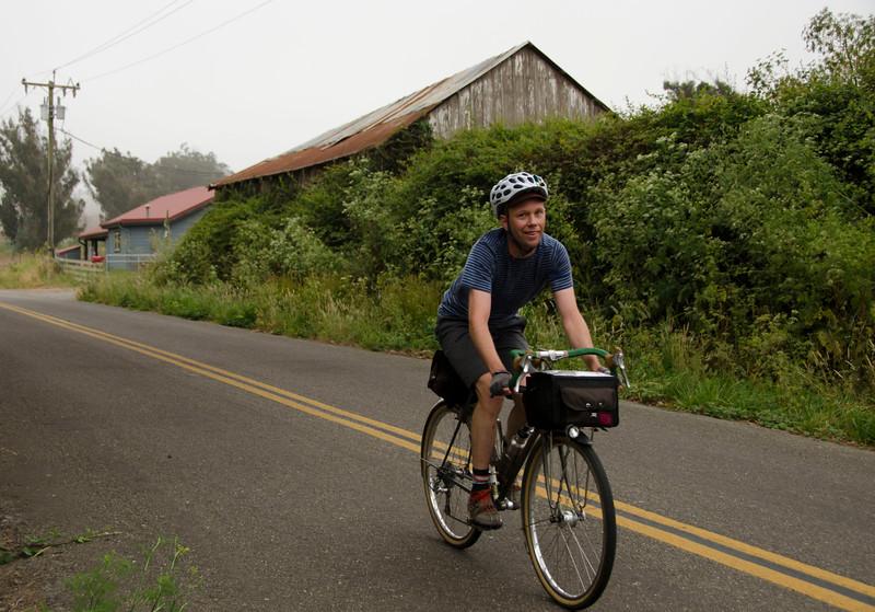 Dan Beringhele; Middle Road