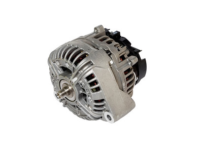 JOHN DEERE SAME ALTERNATOR 0124615043