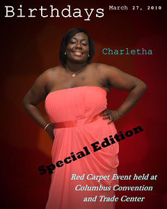Charletha's Birthday Celebration
