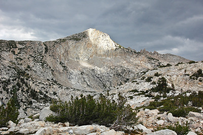 The JMT to Silver Pass