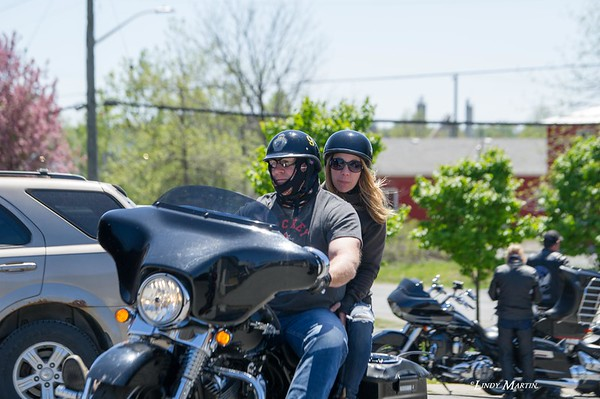 Motorcycle photos Ride for Mental Health