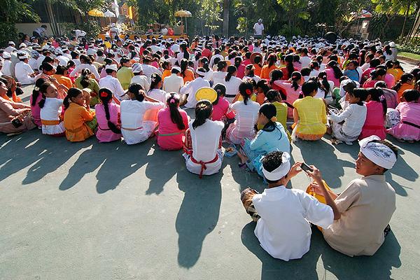 Saraswati Ceremony