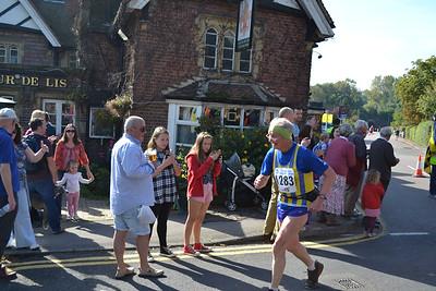 Tonbridge Half Marathon 2014