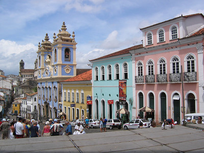 Salvador, Brazil: New Year's 2005