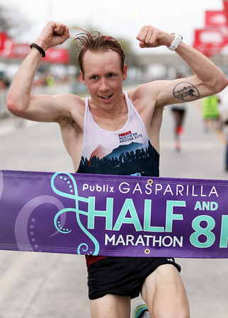 Publix Gasparilla Half Marathon