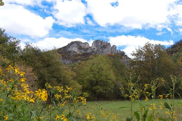 Seneca Rocks, West Virginia