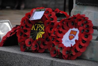 Beckenham Remembrance Day Parade