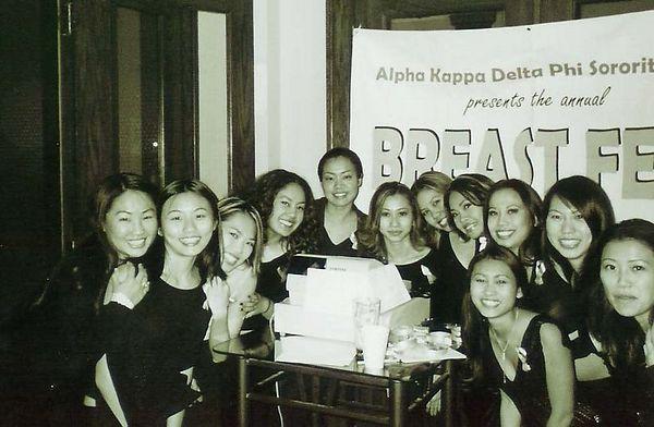 National Philanthropy - Breast Cancer Awareness