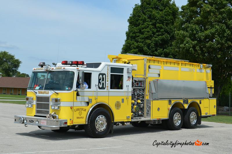 Thomasville Engine 3-1: 2003 Pierce Dash 1250/2500