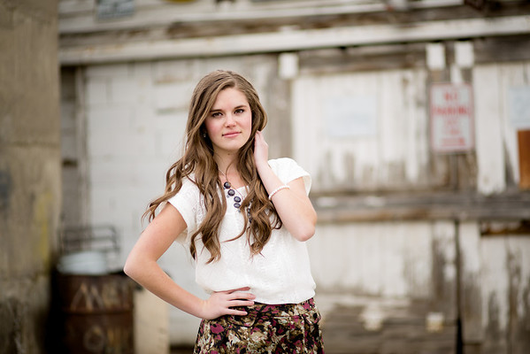 Haleigh {Lone Peak Senior}