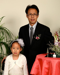 Father and Daughter Ball