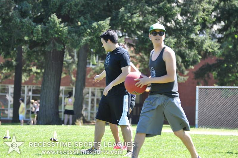 Recesstime Sports Leagues Portland Kickball Spring 2013 Dodgeball Bowling Ping Pong Mushball - 120