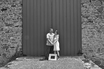 Mick & Rebecca Engagement