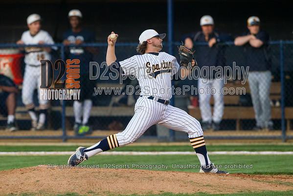 Mount Tabor Spartans vs Reagan Raiders Varsity Baseball 4/21/2015