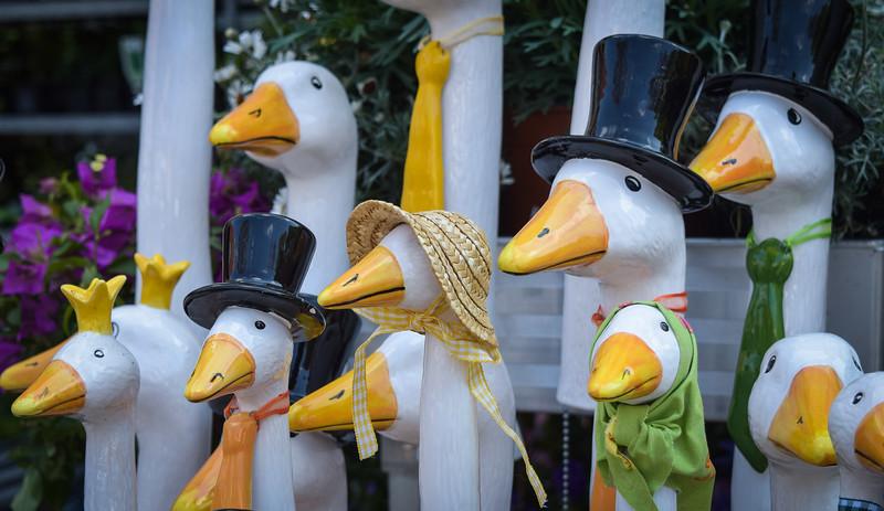 Viktualienmarkt, Garden Ornaments