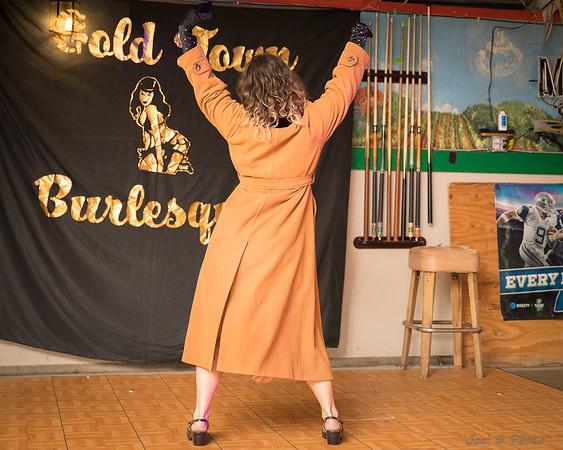 Gold Town Burlesque 7/28/17