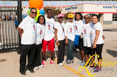 2013 DFW Walk for Autism