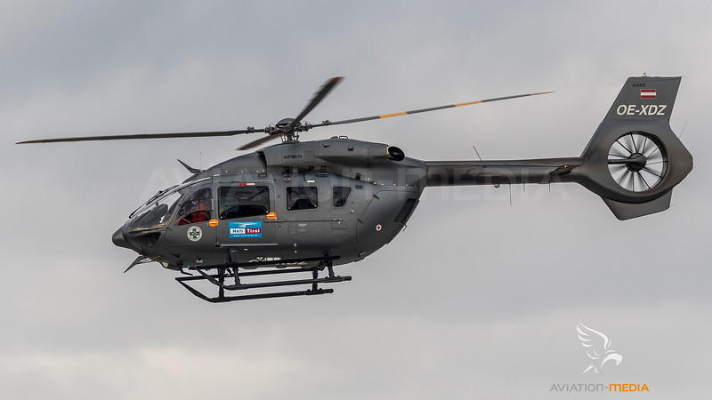 Heli Austria GmbH / Airbus Helicopters H145 / OE-XDZ