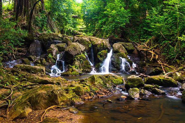 Judd Trail Falls