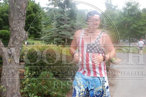 July 13 - Amazing Race