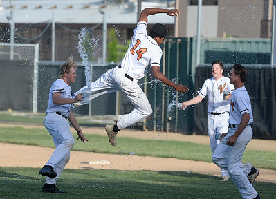 Vacaville clinches MEL baseball crown with win over Will C. Wood
