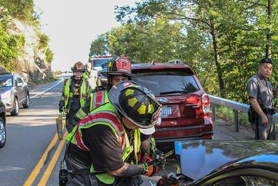 9-10-17 MVA # 2 With Injuries, Bear Mountain Bridge Road, Bob & Sue Rimm