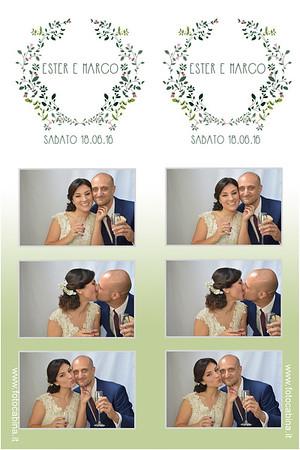 Matrimonio Ester e Marco 18.06.2016