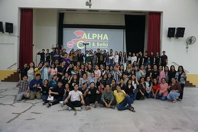 Alpha CVS #1