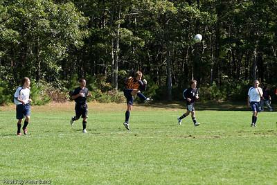 Soccer Sturgis vs South Shore Christian Academy Sept 26 2009