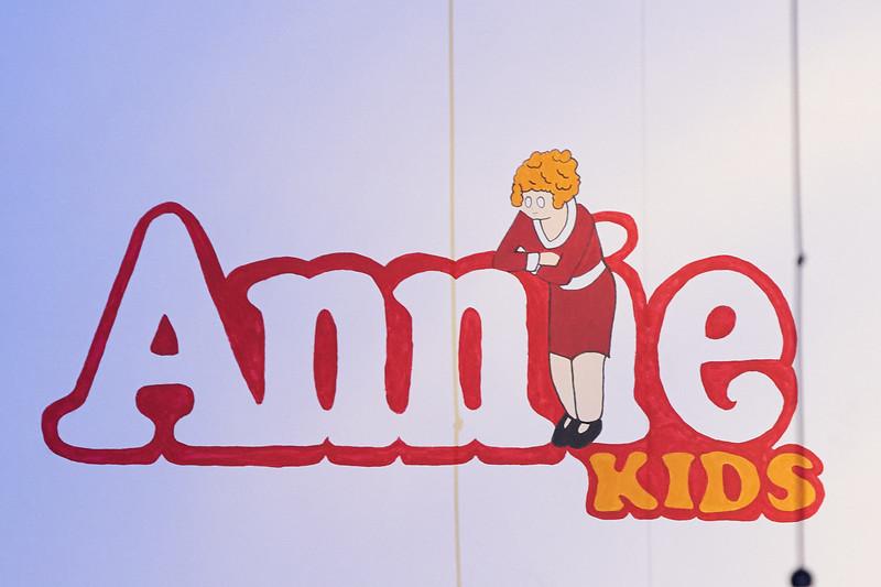 Annie March 2020
