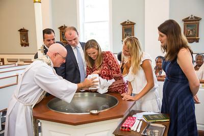Robert's Baptism