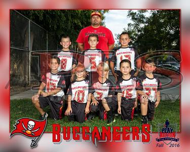 PAFF Fall League Team Photos