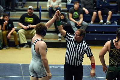 220 Pound 3rd Place Winner Danny Baka 12, Hudson (34-9)