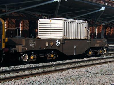 FNA - DRS Flatrol Atomic Flask Wagon