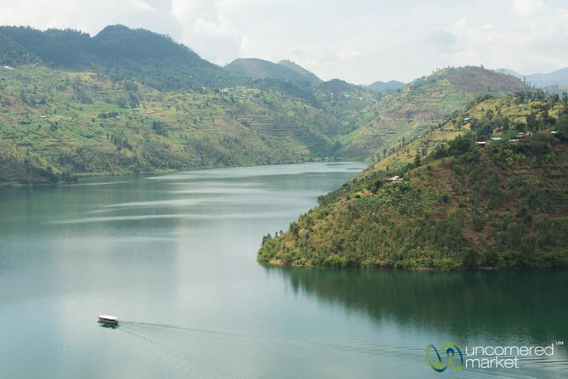 Lake Kivu Boat Crossing - Kibuye, Rwanda