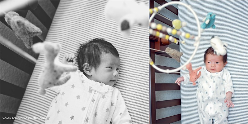 Welcome home, Eliana! - SF Bay Area newborn lifestyle session