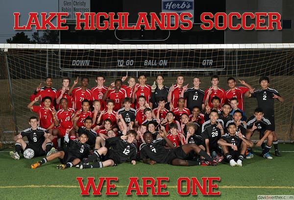 2011-2012 Mens Team & Individual