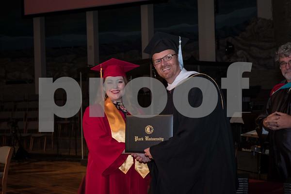 Park U Graduation 2017