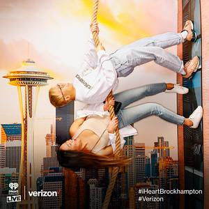 Brockhampton : Verizon : iHeartRadio