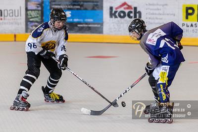 Inline Hockey Elite U18: Z-Fighters Oberrüti-Sins - IHC Rolling Stoned Tuggen