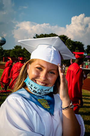Paulsboro High School 2020 Graduation